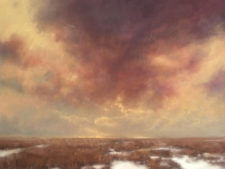 Episode 98 - Robin Thornhill, pastel and oil painter, NH