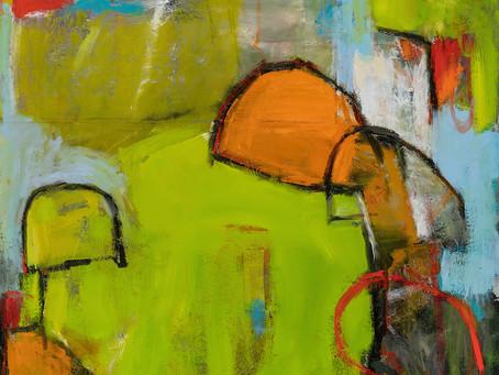 Episode 46-Lisa Noonis mixed media painter