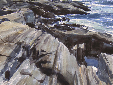 Episode 74-Tom Hughes, 2019 Plein Air Salon winner