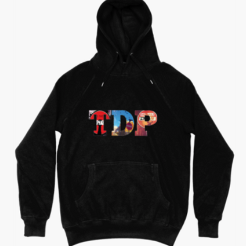 Unisex TDP Pullover Hoody