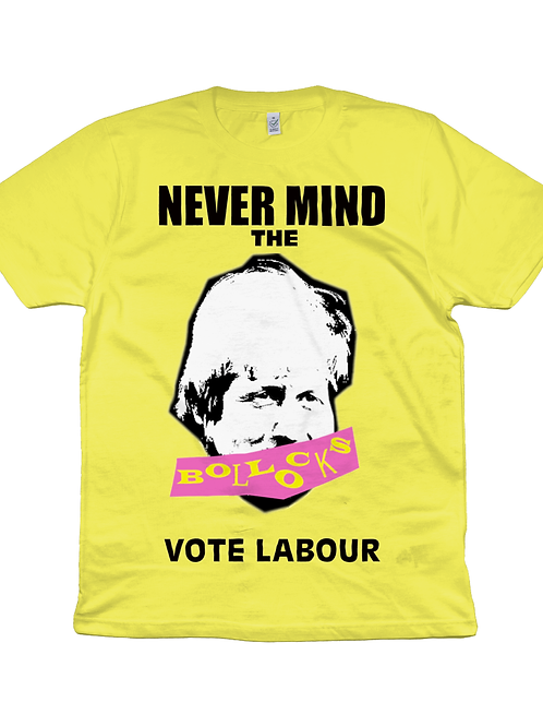 Never Mind the Boris - Classic Unisex T Shirt