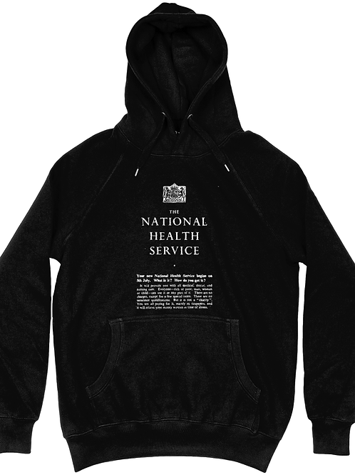 Unisex NHS Pullover Hoody