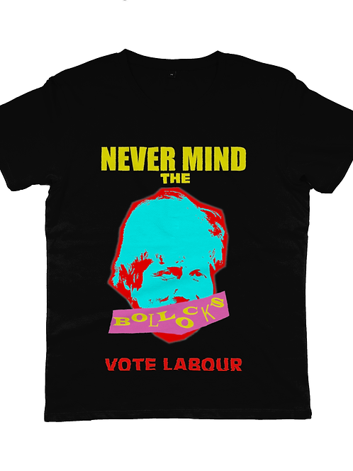 Never Mind the Boris - Warhol Unisex Slim Cut T-shirt