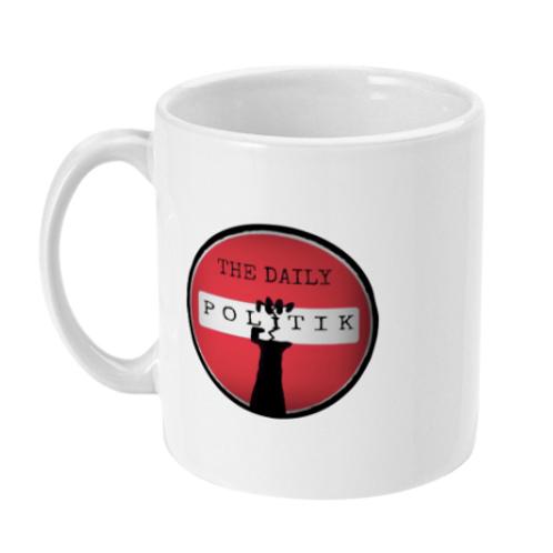 Daily Politik 11oz Cup