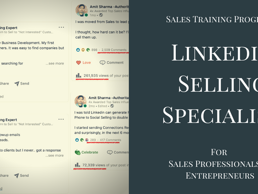How to generate 10x more Leads & Sales from Linkedin?