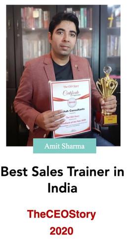 Sales Trainer in India