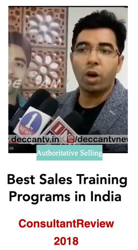 Best Sales Training Programs in India