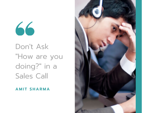 Wrong Sales Questions to Ask in a Sales Call