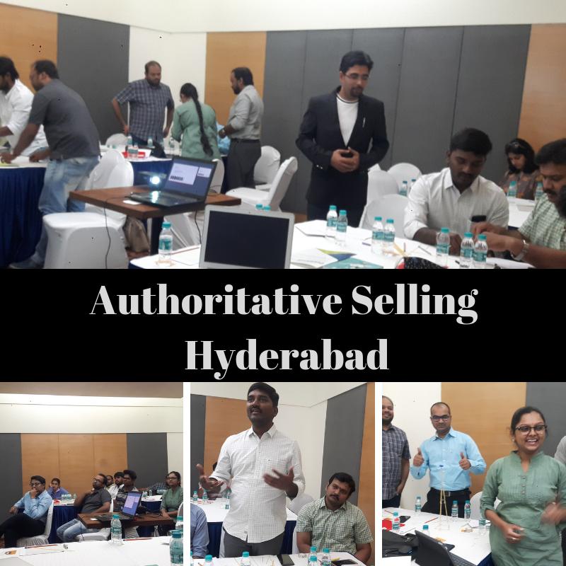 Sales Training in Hyderabad by Amit Sharma