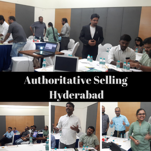 Sales Training in Hyderabad by Amit Sharma