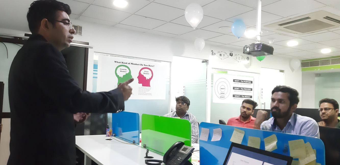Sales Training Workshops in Mumbai