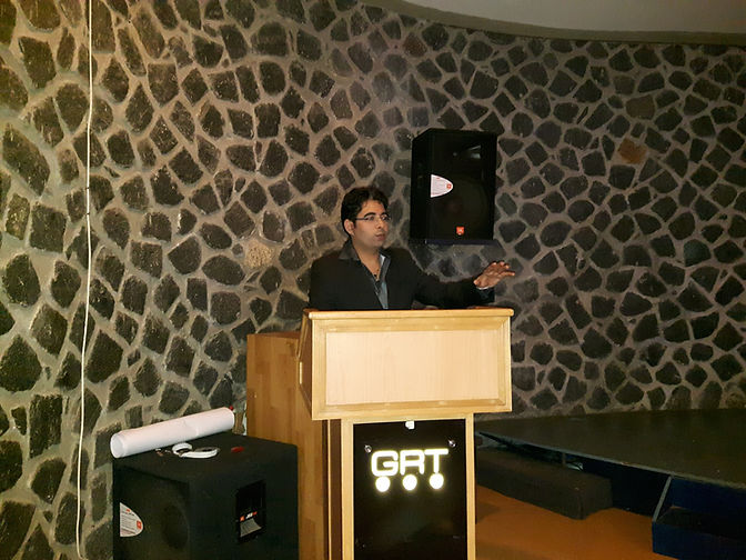 Ami Sharma Sales Leader