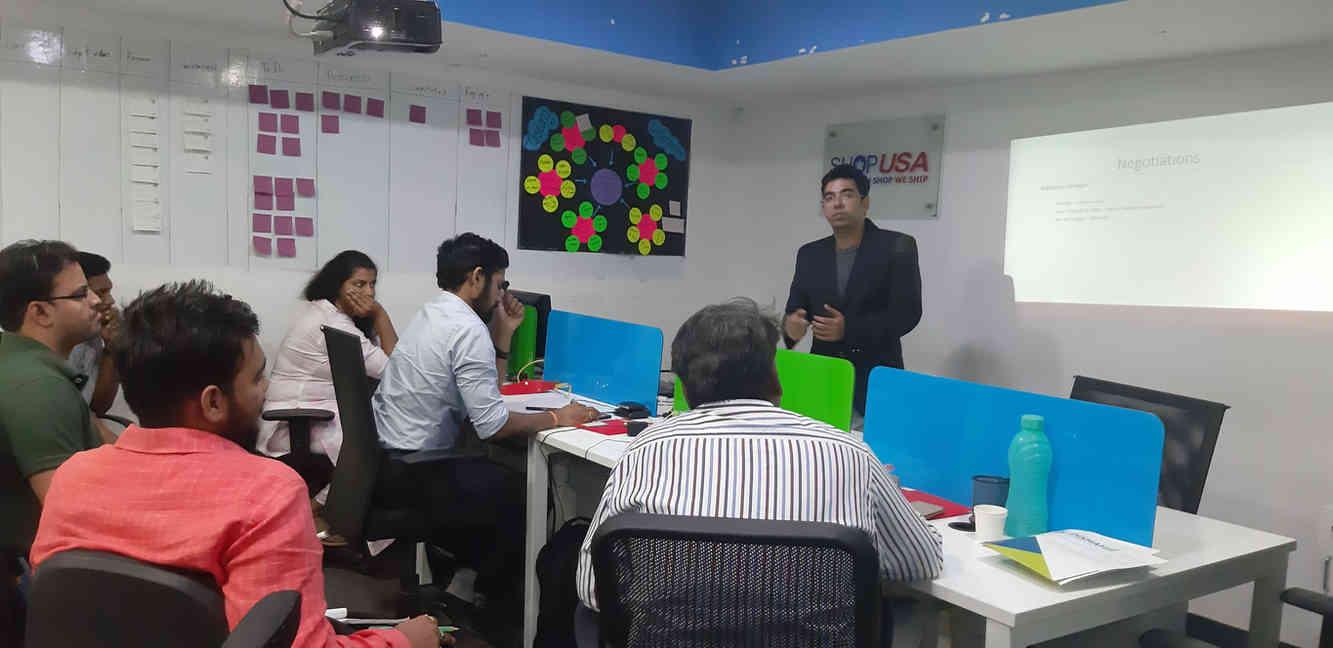 Sales Training for Retail in Mumbai