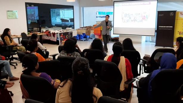 Industrial Sales Training in Mumbai