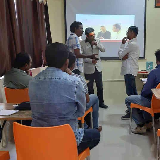 Sales Training Companies in Hyderabad