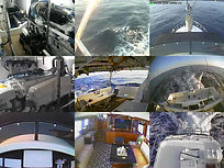 Yach 9 cameras off shore in Los Cabos.JP