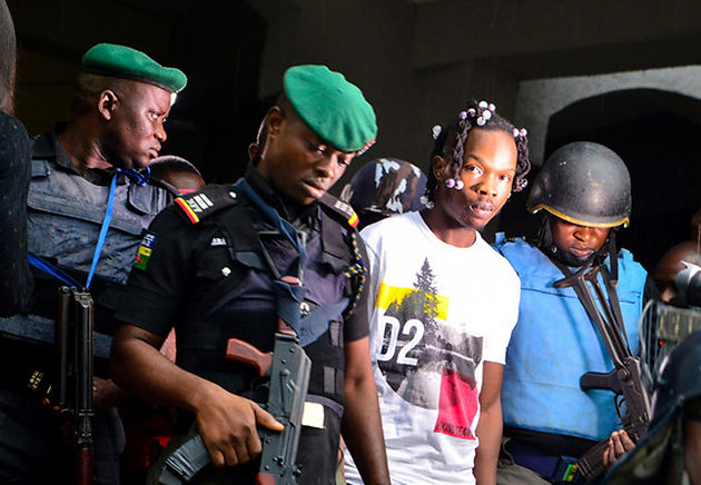 Naira Marley saga: EFCC officials playing our song when they