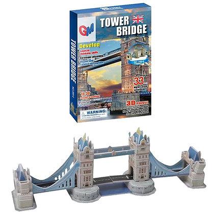 3d Puzzle Mini Londra Köprüsü