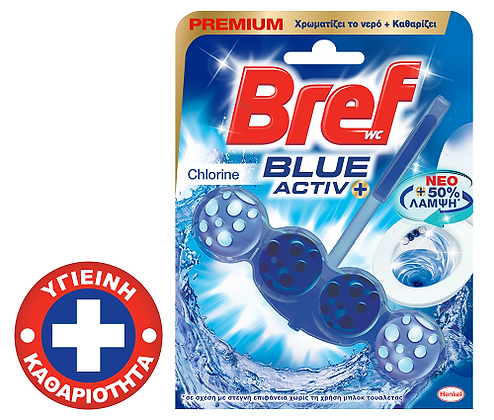 Bref WC Block Blue Activ