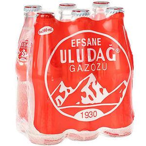 Uludag Gazoz γκαζοζα 6 τμχ.