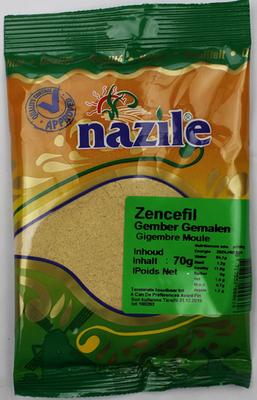 Nazile Zencefil 70gr