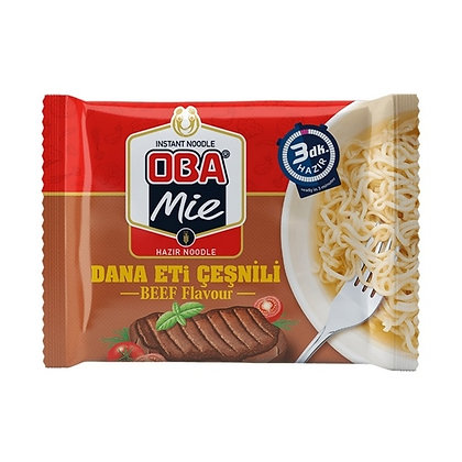OBA Noodle Dana Eti Cesnili