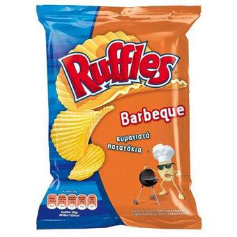 Ruffles Chips Family Boy BBQ 155γρ