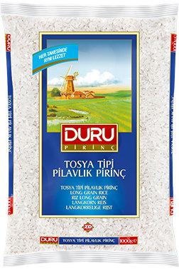 Duru Tosya Tipi Baldo Pilavlık Pirinç 1kg
