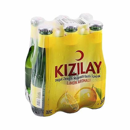 Kizilay Maden Suyu Limonlu 6'li