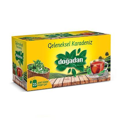 Doğadan Karadeniz Süzme Poşet Çay 50gr