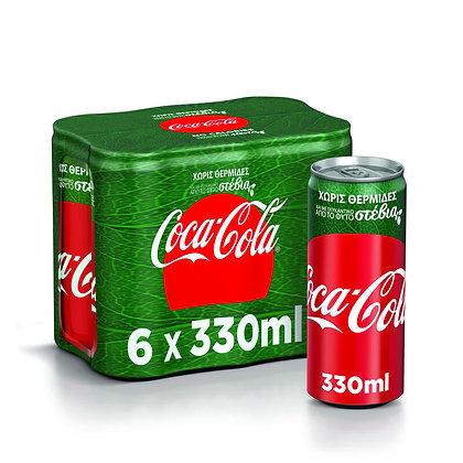 Coca Cola Green 6'li