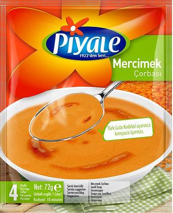 Piyale Mercimek Corbasi
