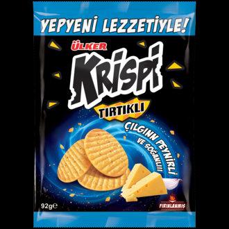 Ülker Krispi κράκερ με τυρί