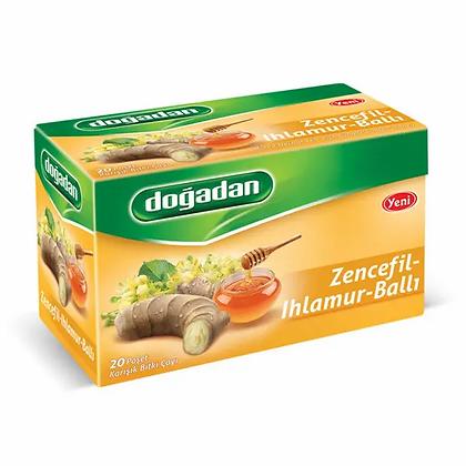 Dogadan Τζίντζερ με Μελι Τσάι 12x40 γρ