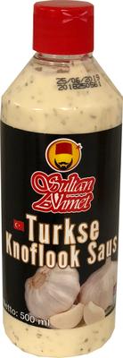 Sultan Ahmet Sarimsak Sosu 500ml