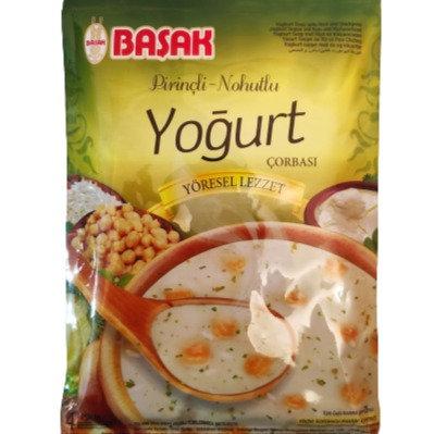 Başak Yoğurt Çorbası Pirinçli-Nohutlu