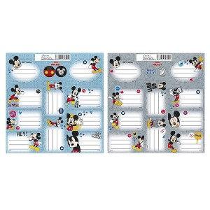 Etiket Mickey Mouse 2li Set 12li