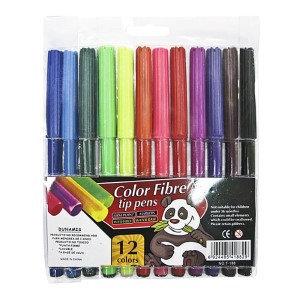 Keceli Kalem 12 Renk 2mm