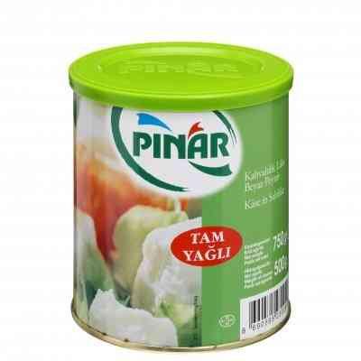 Pınar Tam Yağlı Beyaz Peynir 500gr