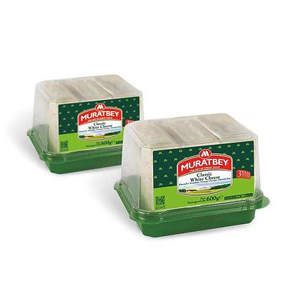 Muratbey Τυρί Ezine Πλήρες Λίπος 600 γρ