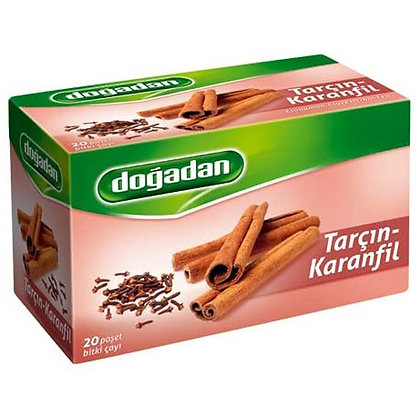 Dogadan Τσάι Γαρύφαλλο Κανέλας 20 τμχ.