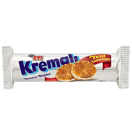 Eti Κρεμώδες μπισκότο 77 γρ