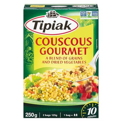 TIPIAK Κουσκούς (με χονδρόκοκκους και αποξηραμένα λαχανικά) 250gr