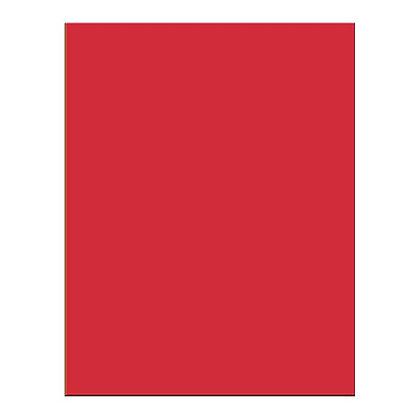 Kolaj Kartonu Kırmızı 50x70cm