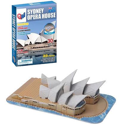 3d Puzzle Mini Sidney Opera Evi