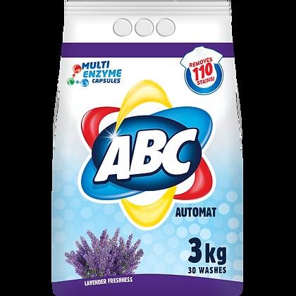 ABC Automat Toz Deterjan 3kg