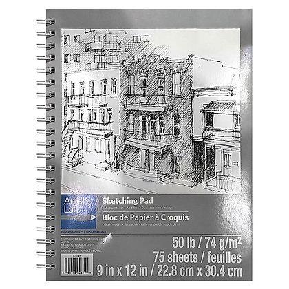 Sketchbook Büyük Boy A4