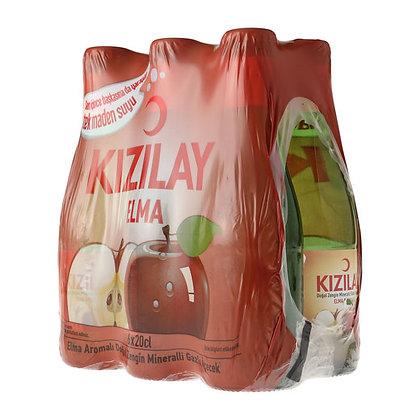 Kizilay σόδα μήλου 6τμχ.