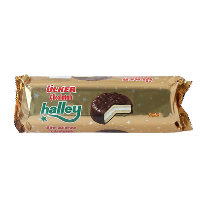 Ulker Halley μπισκότο καλυμμένο με σοκολάτα 300γρ