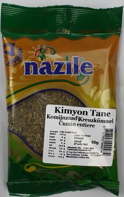 Nazile Kimyon Tane 50gr